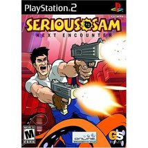 Serious Sam: The Next Encounter [PlayStation2] - $7.35