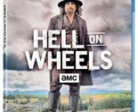 Hell on Wheels: Season 5: Volume 2: The Final Episodes [Blu-ray]