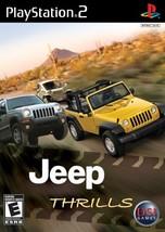 Jeep Thrills - PlayStation 2 [PlayStation2] - $3.48