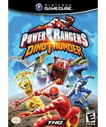 Power Rangers Dino Thunder - Gamecube [GameCube] - $4.92