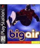 Big Air Snowboarding [PlayStation] - $4.93