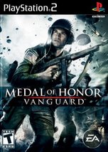 Medal of Honor: Vanguard - PlayStation 2 [PlayStation2] - $5.09