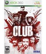 The Club - Xbox 360 [Xbox 360] - $5.14