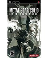 Metal Gear Solid: Digital Graphic Novel - Sony PSP [Sony PSP] - $52.37
