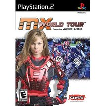 MX World Tour Featuring Jamie Little [PlayStation2] - $3.91