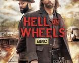 Hell on Wheels: The Complete Third Season [Blu-ray]