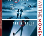 X-Files Fight Future / X-Files I Want to Believe [Blu-ray] [Import]