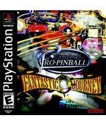 Pro Pinball: Fantasic Journey [PlayStation] - $3.92