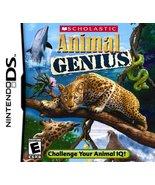 Animal Genius - Nintendo DS [Nintendo DS] - $4.68