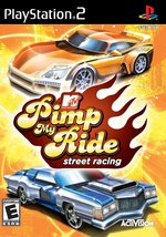 Pimp My Ride: Street Racing - PlayStation 2 [PlayStation2] - $6.82