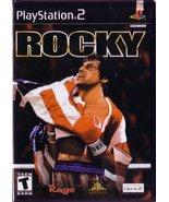 Rocky [PlayStation2] - $3.93