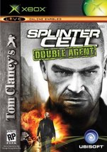 Splinter Cell Double Agent - Xbox [Xbox] - $5.92