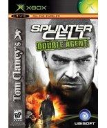 Splinter Cell Double Agent - Xbox [Xbox] - $5.92