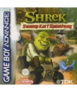 Shrek Swamp Kart Speedway [Game Boy Advance] - $6.20