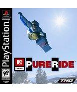 MTV Pure Ride [PlayStation] - $4.20