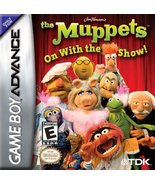 Muppets On With The Show [Game Boy Advance] - $5.28