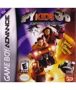 Spy Kids 3-D: Game Over [Game Boy Advance] - $5.26