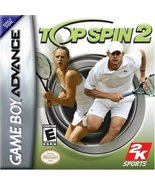 Top Spin 2 - Game Boy Advance [Game Boy Advance] - $6.57