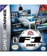 F1 2002 (Gameboy Advance) [Game Boy Advance] - $11.80