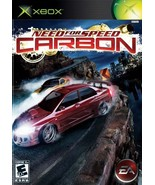 Need for Speed Carbon - Xbox [Xbox] - $5.80