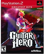 AcTiVision Guitar Hero I Software Greatest Hits (PlayStation2) for Plays... - $8.03