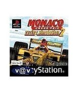 Monaco Grand Prix [PlayStation] - $5.93