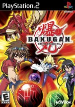 Bakugan - PlayStation 2 [PlayStation2] - $4.40