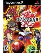 Bakugan - PlayStation 2 [PlayStation2] - $4.40