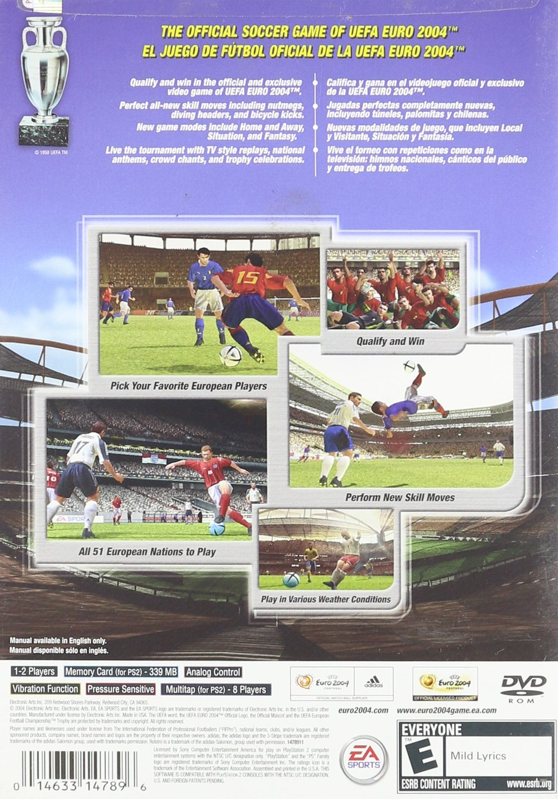 Download euro 2004 ps2 game