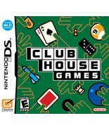 Clubhouse Games - Nintendo DS [Nintendo DS] - $4.60