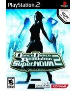 Dance Dance Revolution SuperNova 2 - PlayStatio... - $4.85