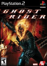 Ghost Rider - PlayStation 2 [PlayStation2] - $5.78