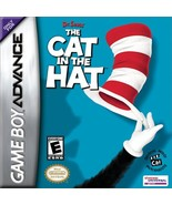 The Cat in the Hat [Game Boy Advance] - $3.44