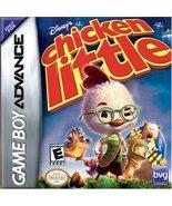 Disney's Chicken Little [Game Boy Advance] - $4.26