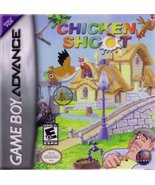 Chicken Shoot [Game Boy Advance] - $3.91