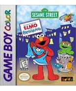 Elmo in Grouchland [Game Boy Color] - $4.94