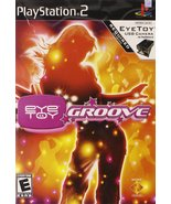 Eye Toy Groove (No Camera) - PlayStation 2 [PlayStation2] - $3.75