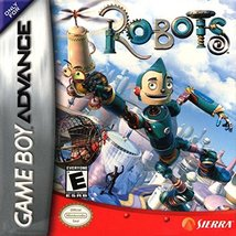 Robots [Game Boy Advance] - $3.75