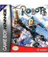 Robots [Game Boy Advance] - $4.29