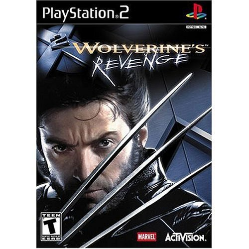 X2 Wolverine's Revenge - PlayStation 2 [PlayStation2]