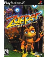 Zapper: One Wicked Cricket! [PlayStation2] - $4.42