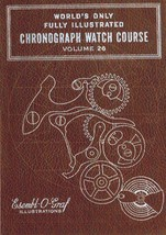 Angelus Cal. 217 Chronodato Chronograph - How to Repair - Book-CD - $4.99