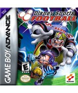 Disney Sports Football [Game Boy Advance] - $11.12