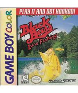 Black Bass Lure Fishing [Game Boy Color] - $4.19