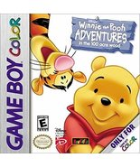 Winnie the Pooh: Adventures in the 100 Acre Woo... - $3.96