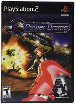 Powerdrome Racing PS2 [PlayStation2] - $3.75