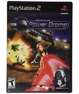 Powerdrome Racing PS2 [PlayStation2] - $3.75