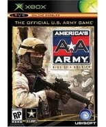 America's Army: Rise of a Soldier [Xbox] - $2.75