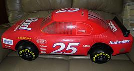 Budweiser 40'' Racing Nascar #25 Inflatable Car Sign Balloon - $15.00