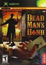 Dead Man's Hand - Xbox [Xbox] - $4.73